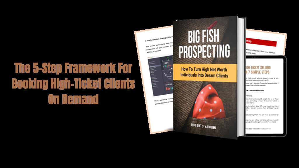 High-ticket Sales Prospecting